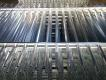 Fencing panels - made of zinc coated steel profiles